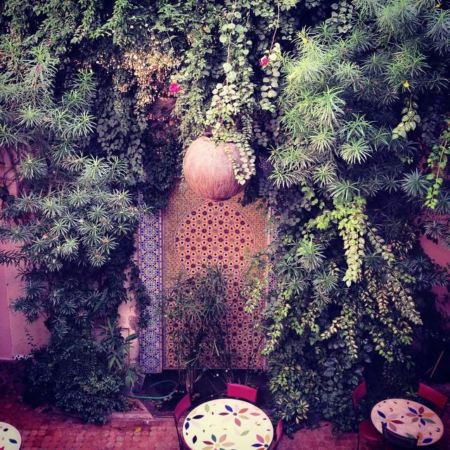Le Bougainvillier Marrakech