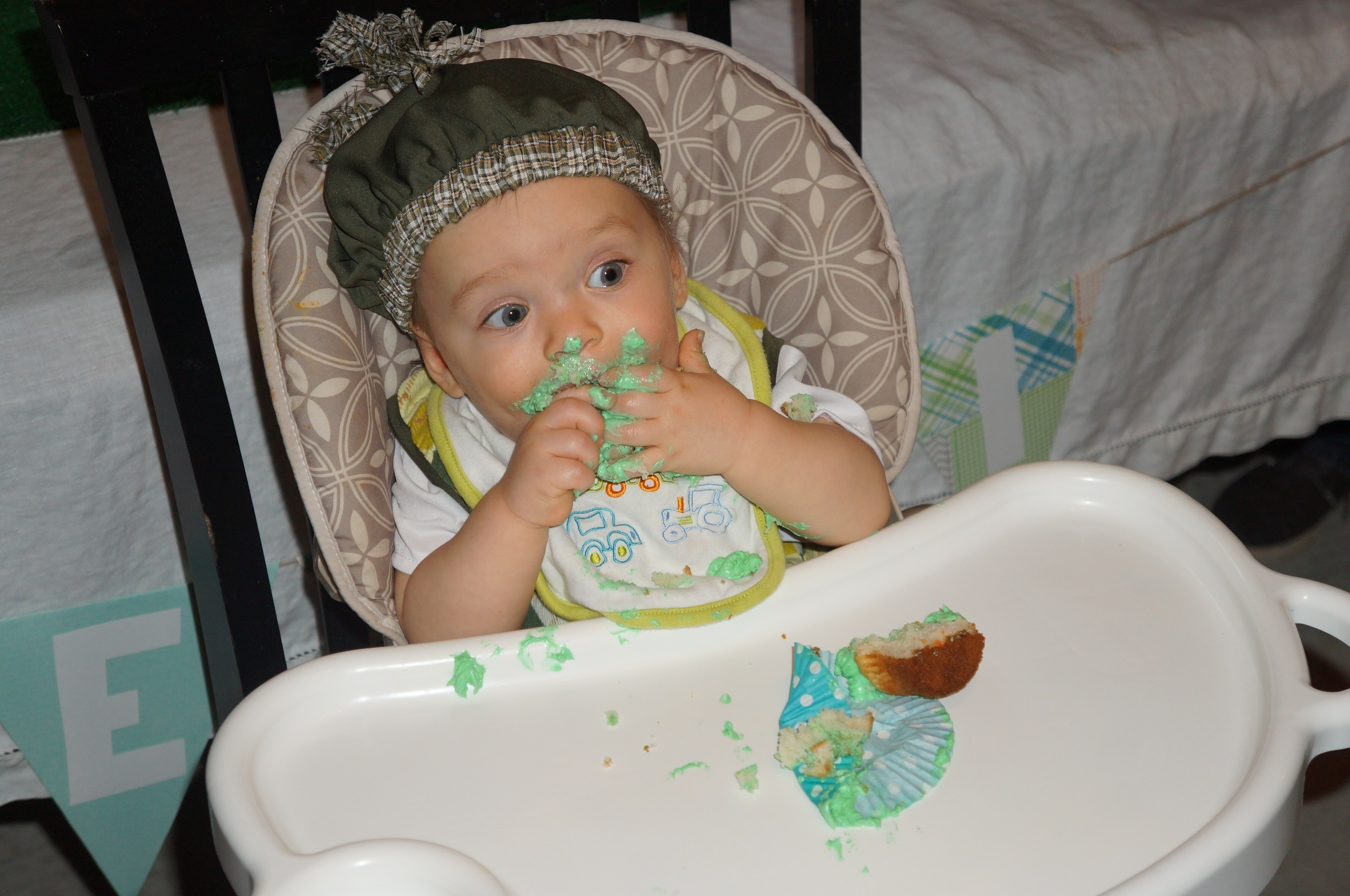 "Beau's ""Hole in One"" Birthday Bash"