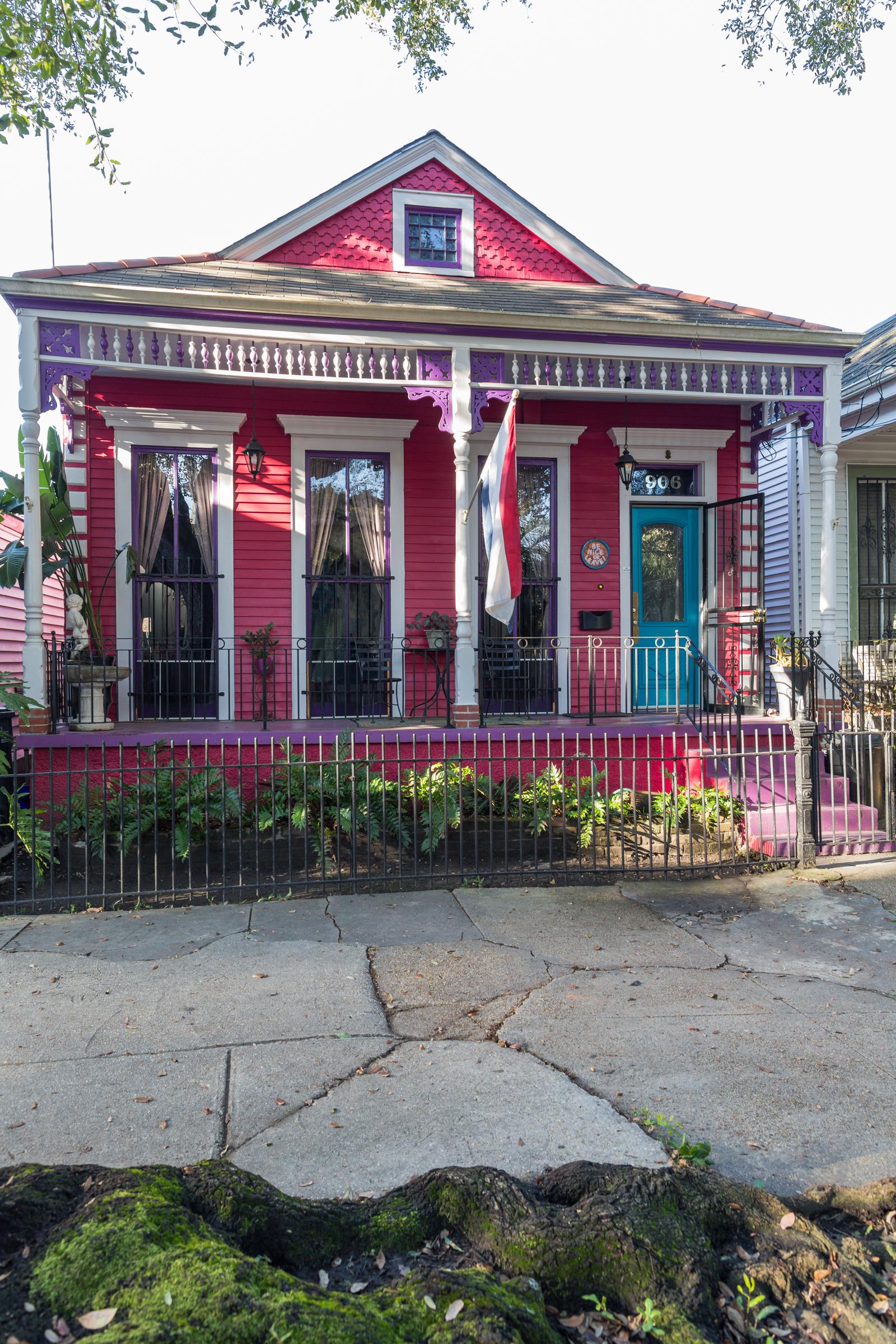 New Orleans Shotgun Home Tour, Photo Courtesy Sara Essex Bradley