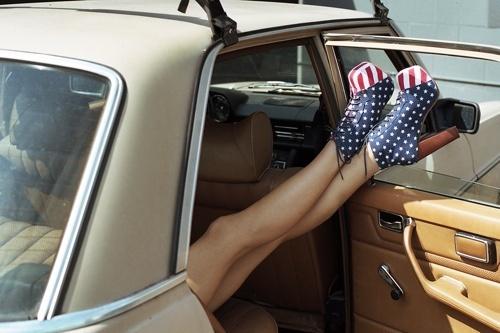 Fashion Friday: American Apparel