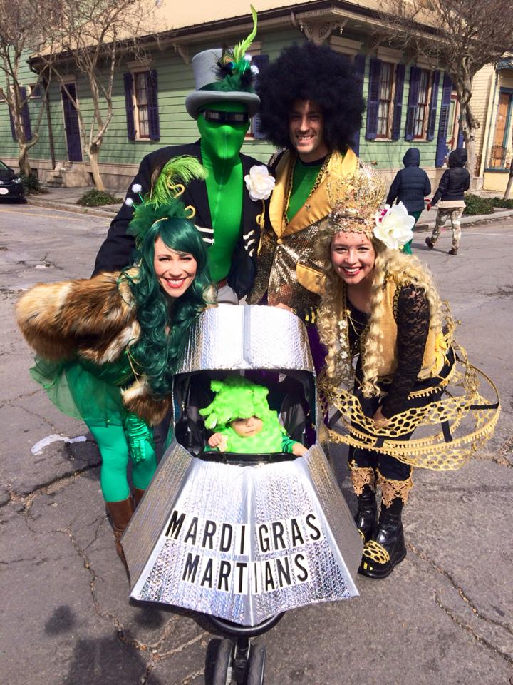 New Orleans Halloween costume inspiration