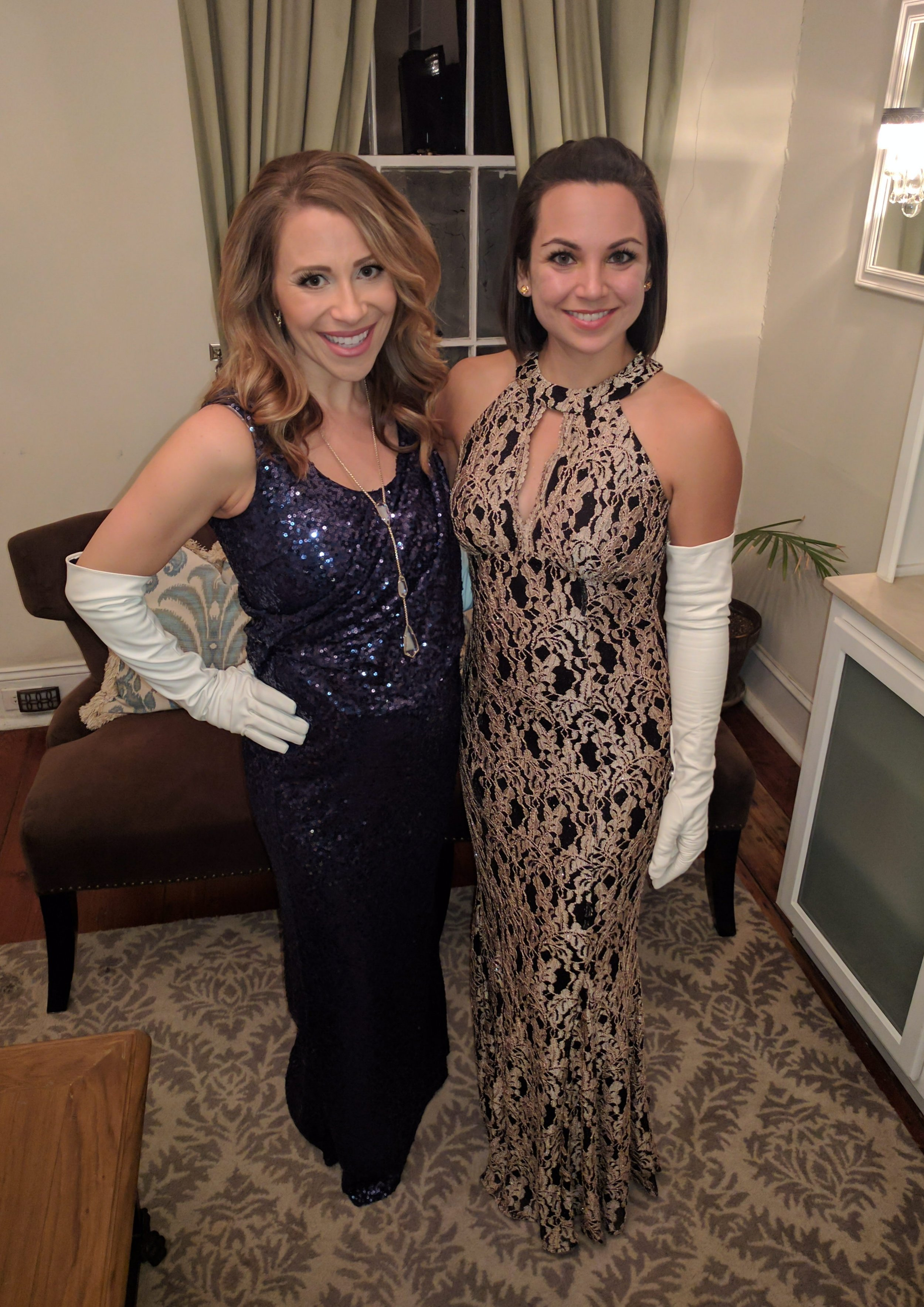 rent the runway gown for krewe of achaeans ball