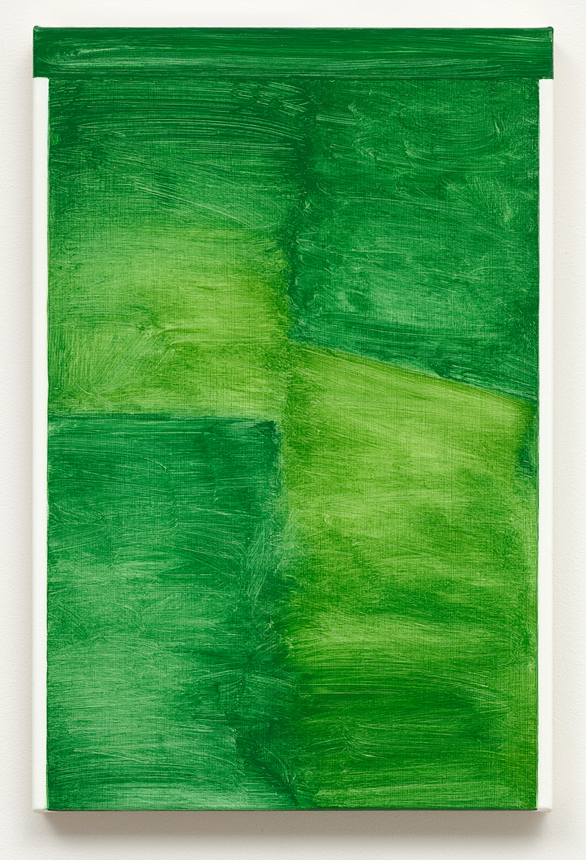 Untitled (Green) 2012