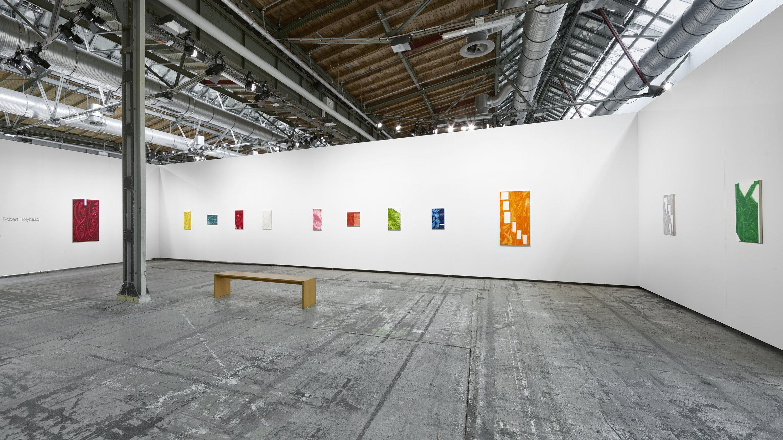 Art Berlin, Galerie Max Hetzler, 2017