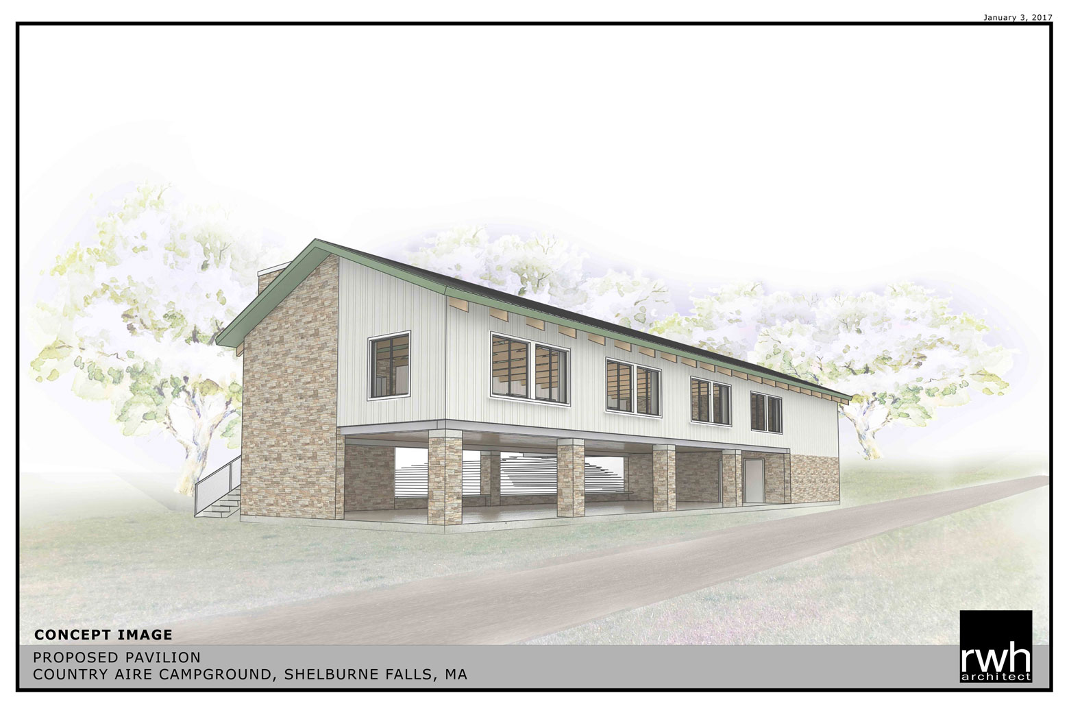 Country Aire Campground Pavilion_Shelburne Falls, MA_ RWH Architect_Salem NH_.jpg