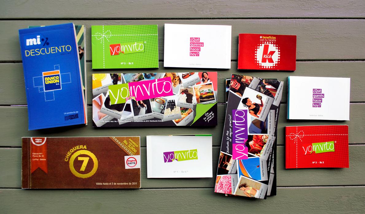 Nuestra marca y productos, co-creados junto con algunas de las empresas más grandes de Bolivia.