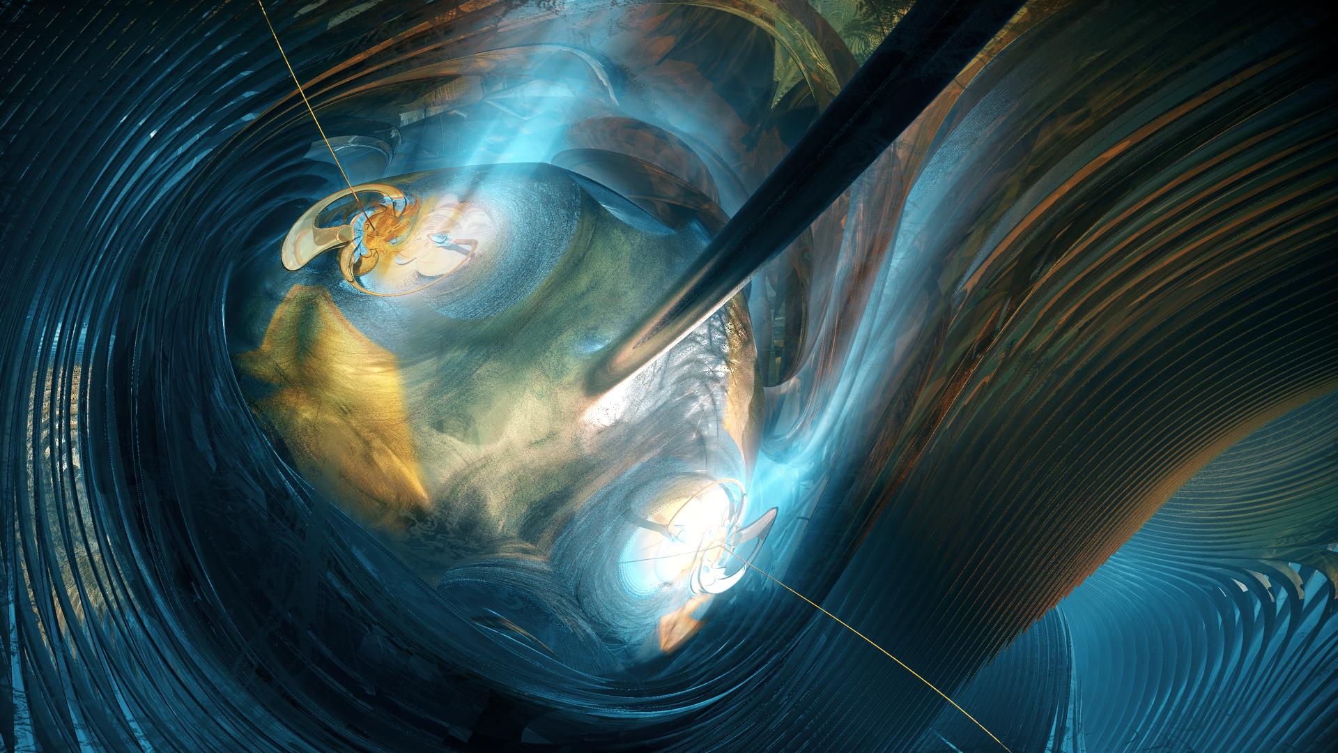 Gravity Waves 1920x1080