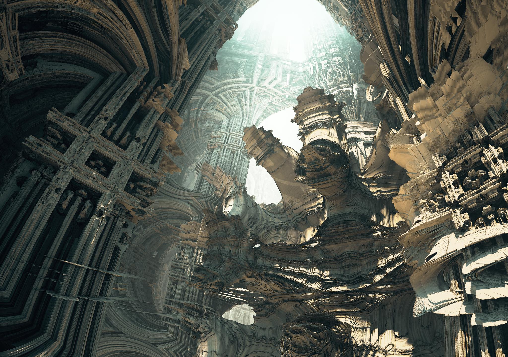 Gaudi's Awakening 2048x1440