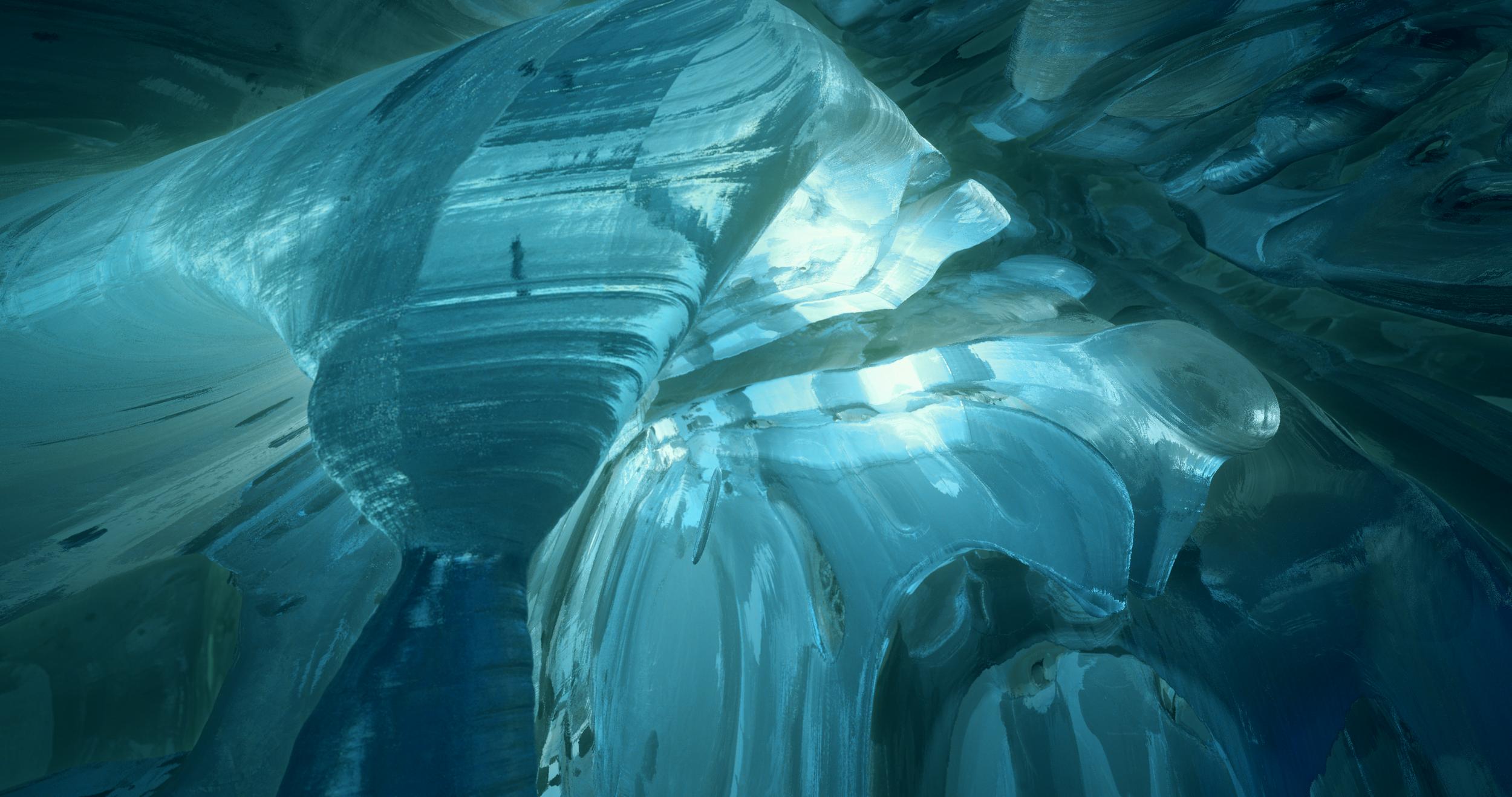 Ice Caves 4096 x 2160