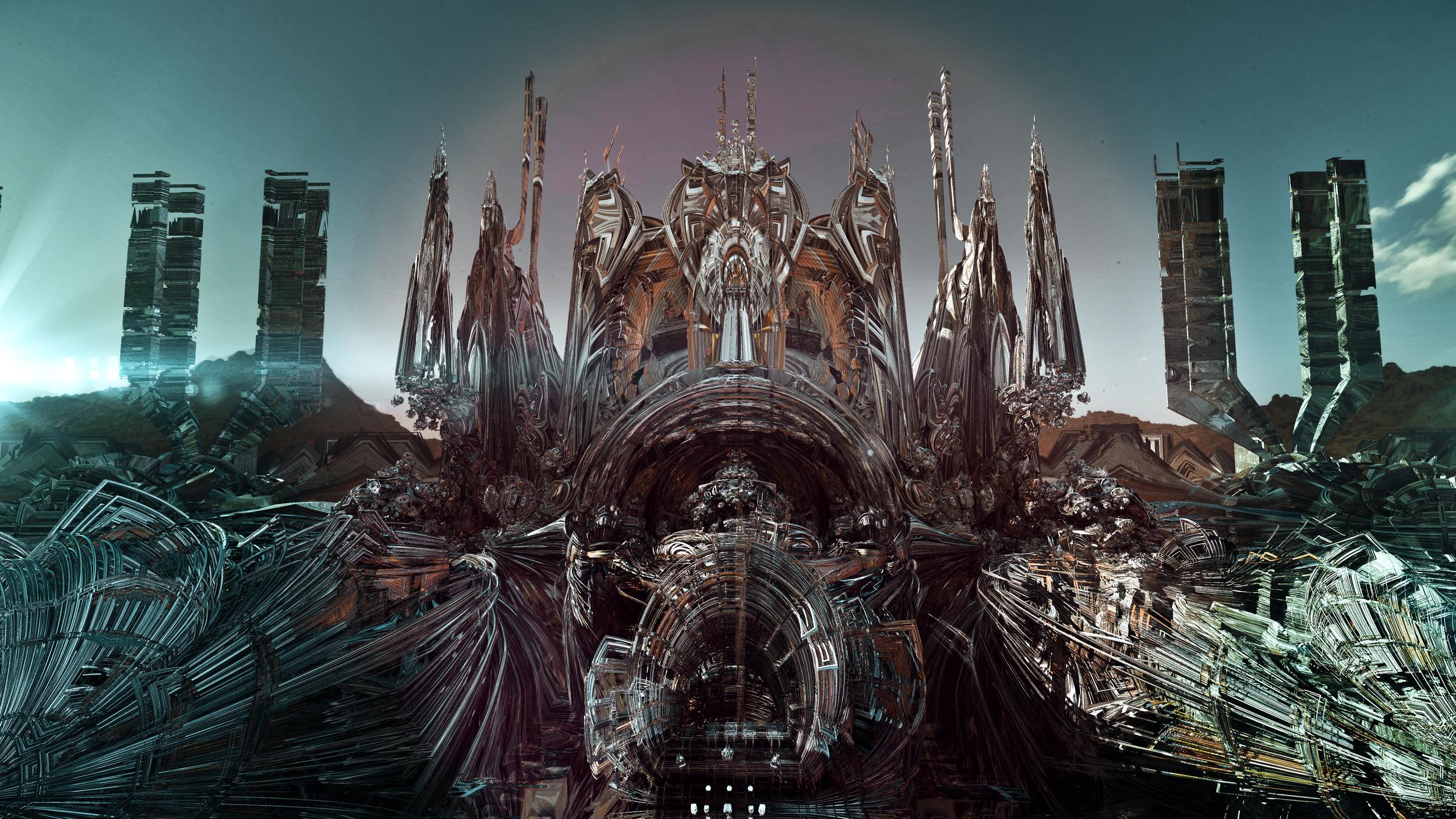 Dark Gate 3840x2160