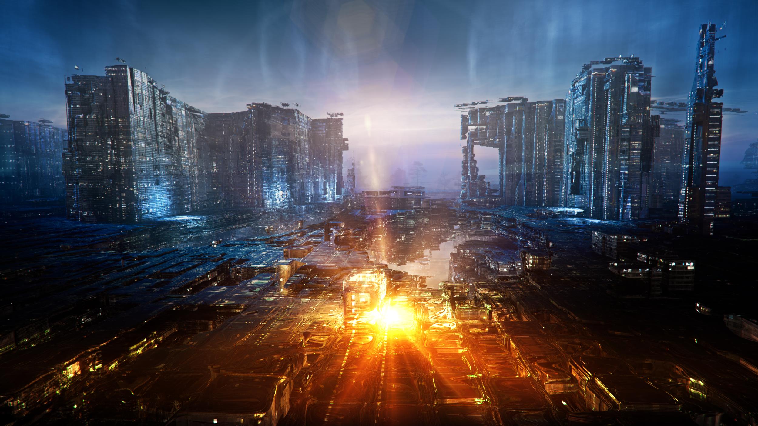 Dystopian (3840x2160)