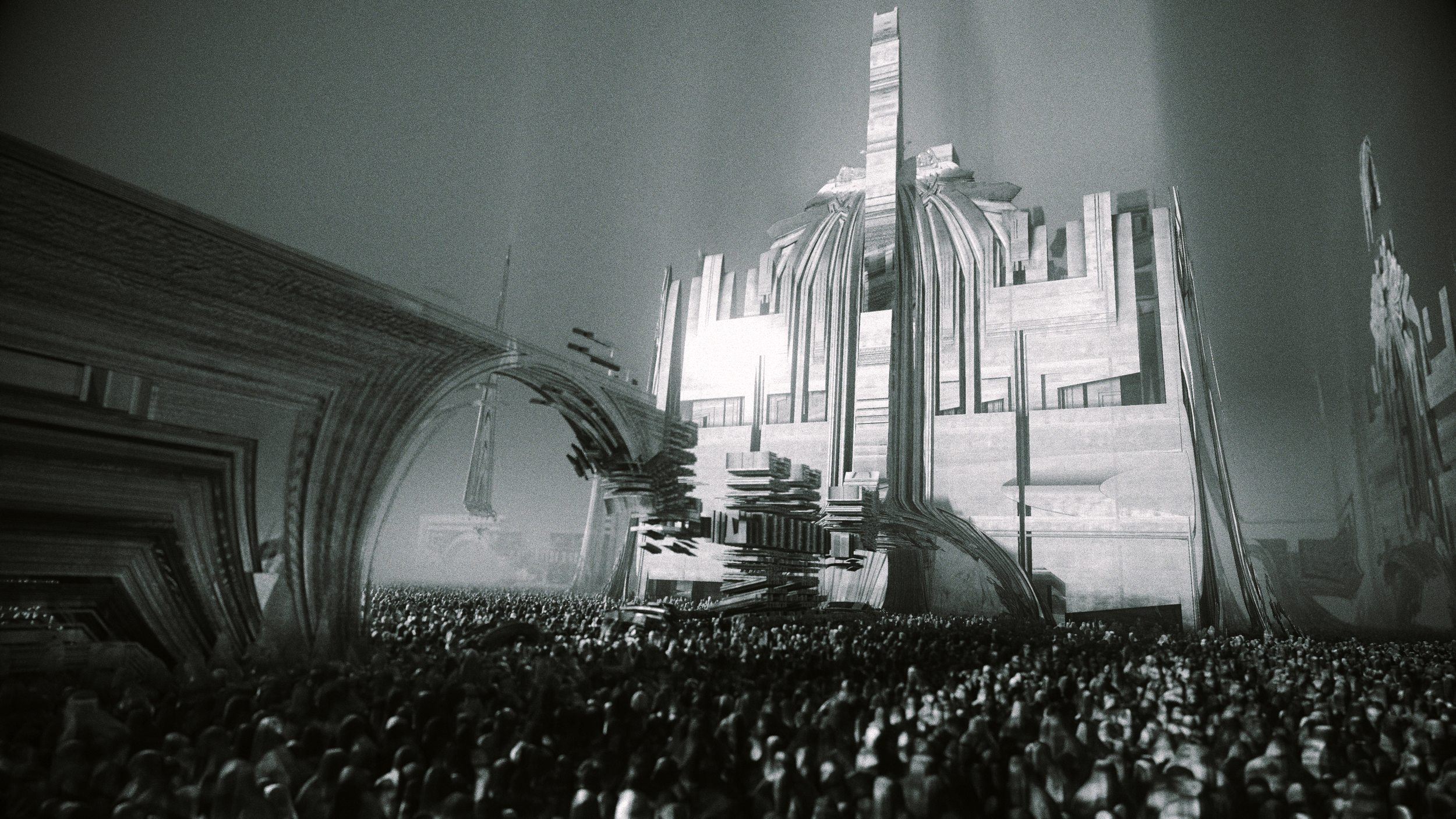 Soviet Building (2880 x 1620)