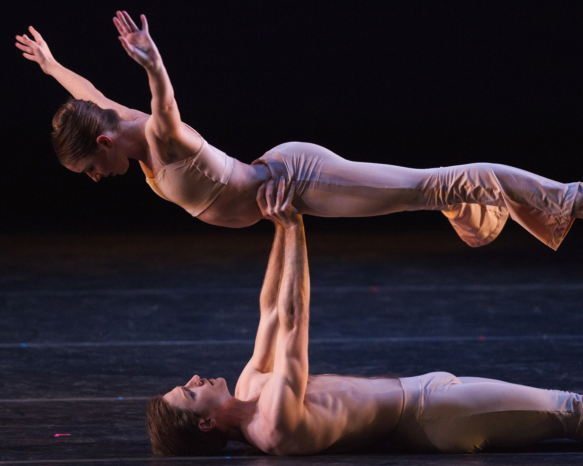 Houston Ballet performance honoring Margaret Alkek Williams at The UNICEF Audrey Hepburn® Society Ball at the Wortham Center on September 6, 2013 in Houston, Texas. (Photo by Bob Levey/Getty Images for UNICEF)