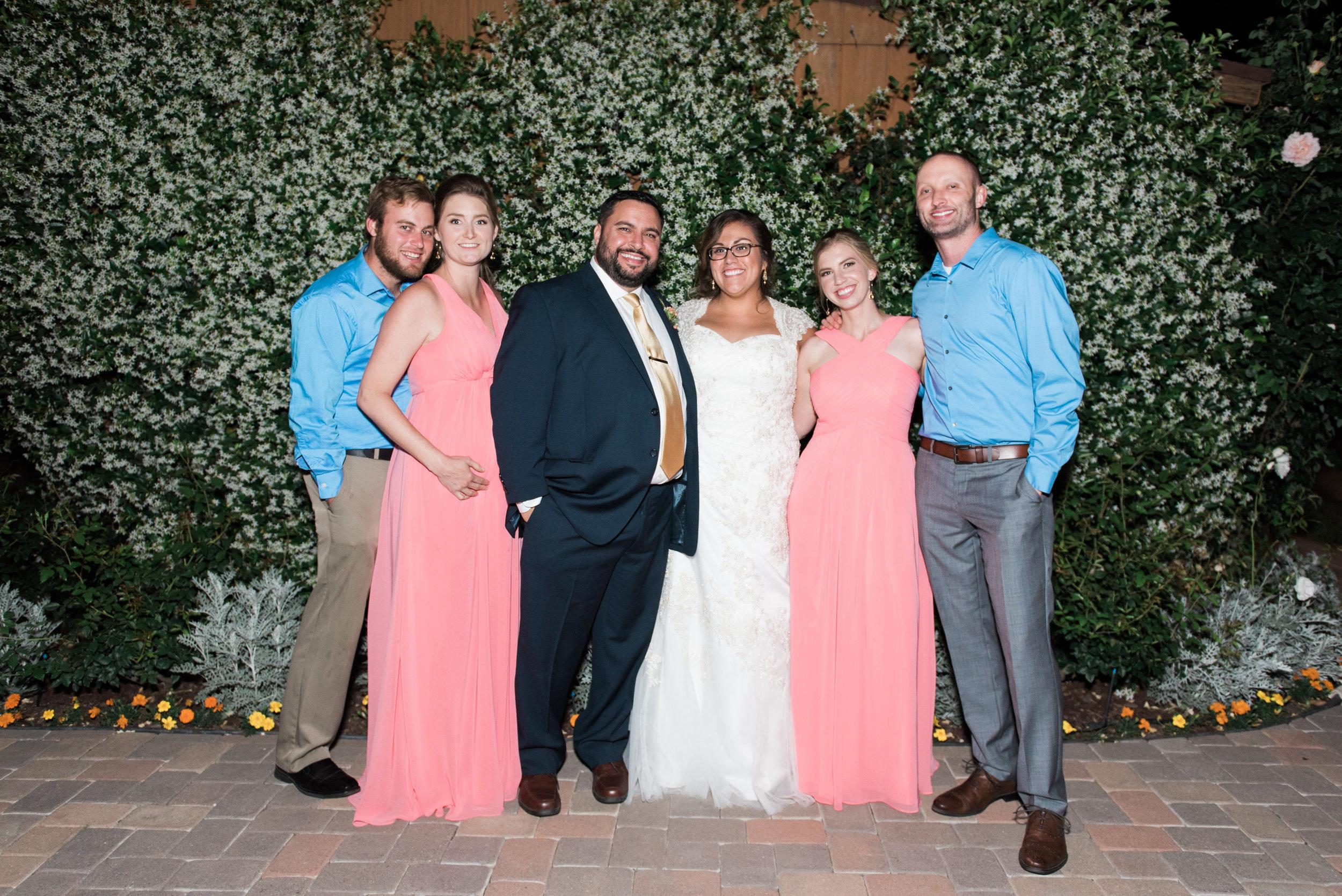 Bryan & Lindsey, Paul & Stephanie, Megan & Jonathan