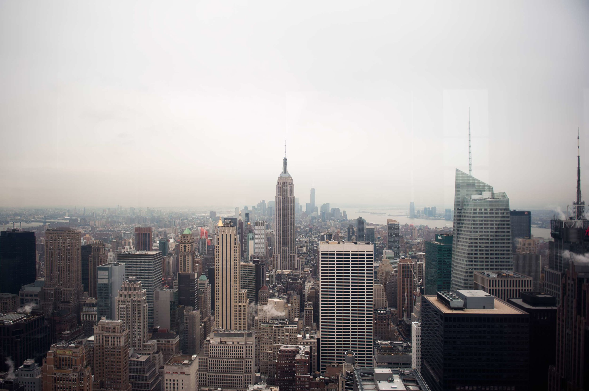 Top of the Rock, New York City, New York