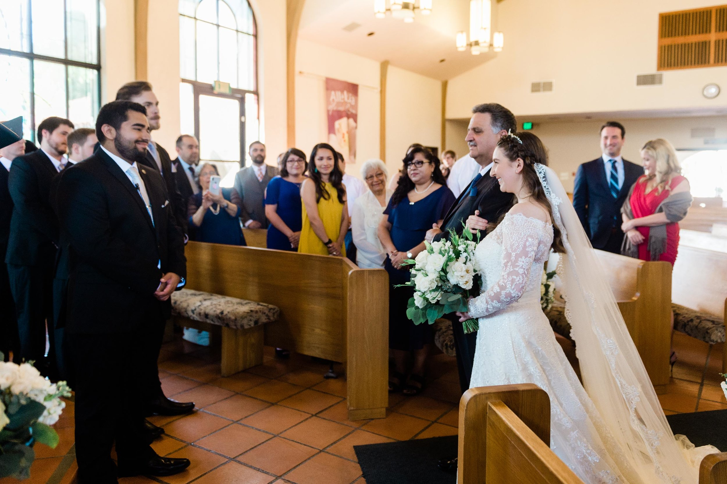 Westminster Presbyterian Church, Westlake Village, Ca Wedding Photographer | Jennifer Lourie
