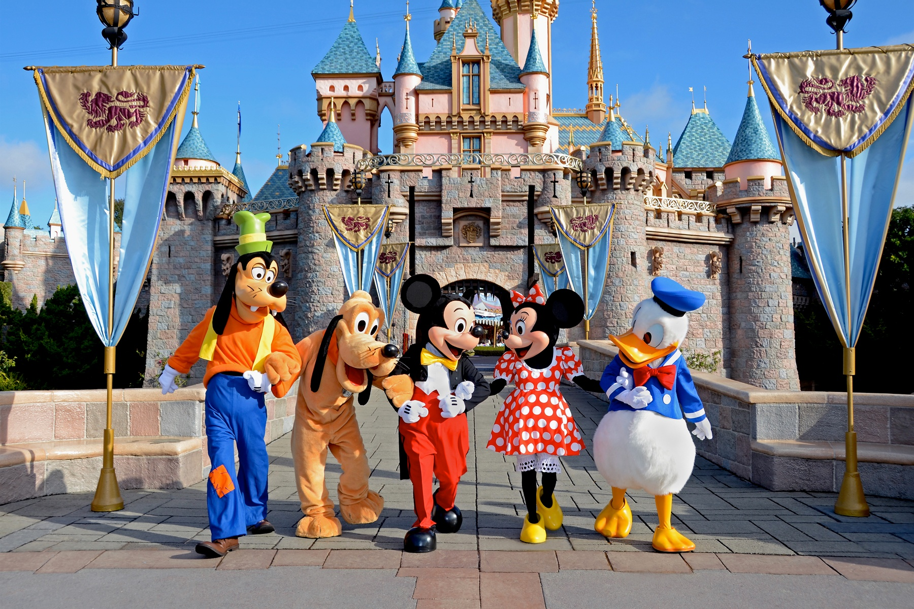 Take the whole family to Disneyland.    Get a Quote