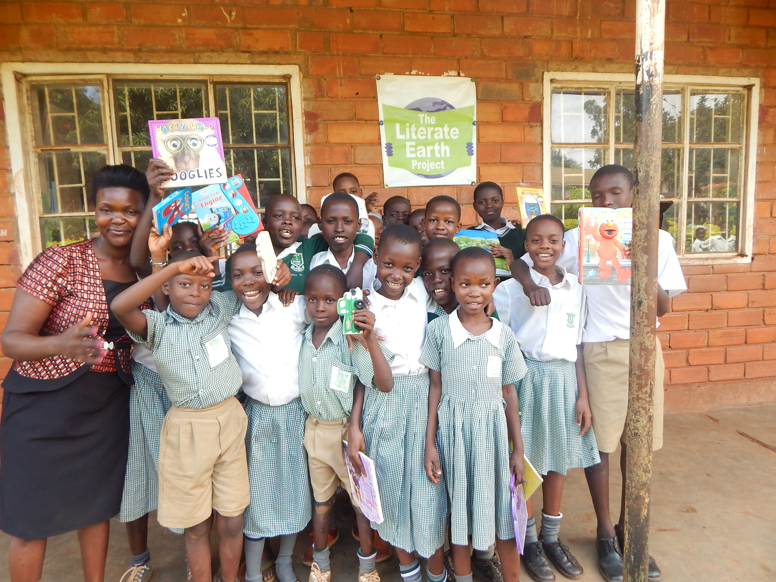 St. Gyaviira Primary - Wakiso District, Uganda