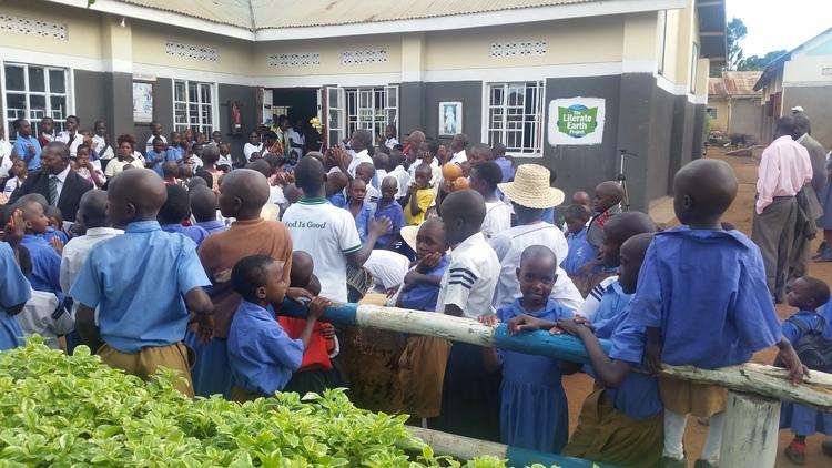 St Paul KAASO Primary-Rakai District, Uganda