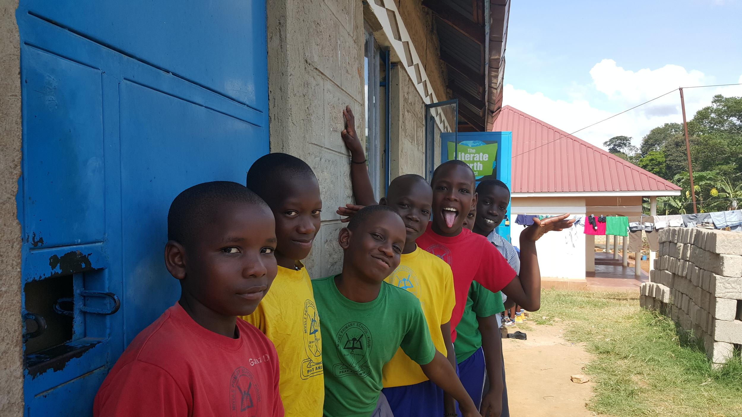 Mivule Primary - Wakiso District, Uganda