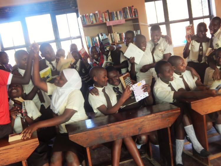 Zaake Secondary - Rakai District, Uganda