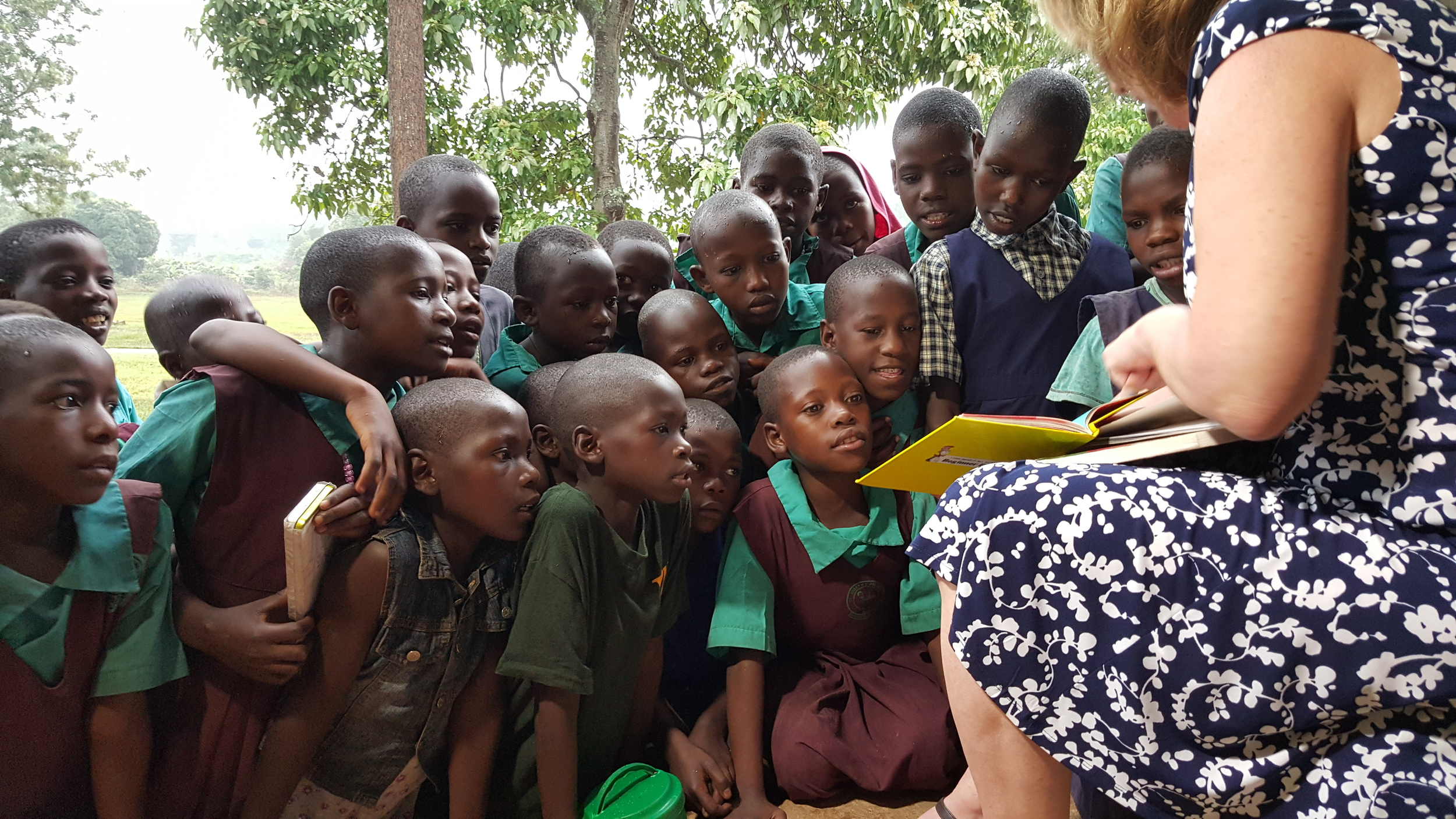 St. Joseph's Njala Primary - Rakai District, Uganda