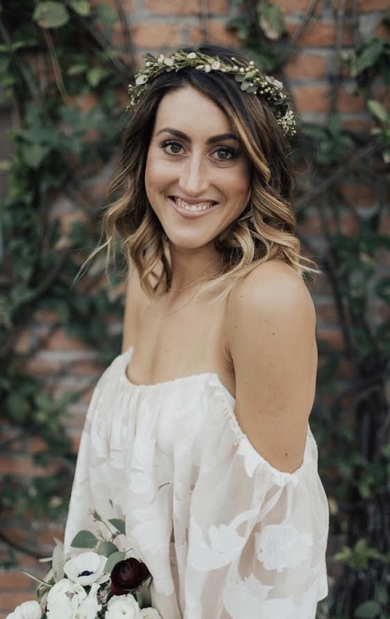 Hair & Makeup: Savannah Casteel  Photographer: Lindsey Gomes