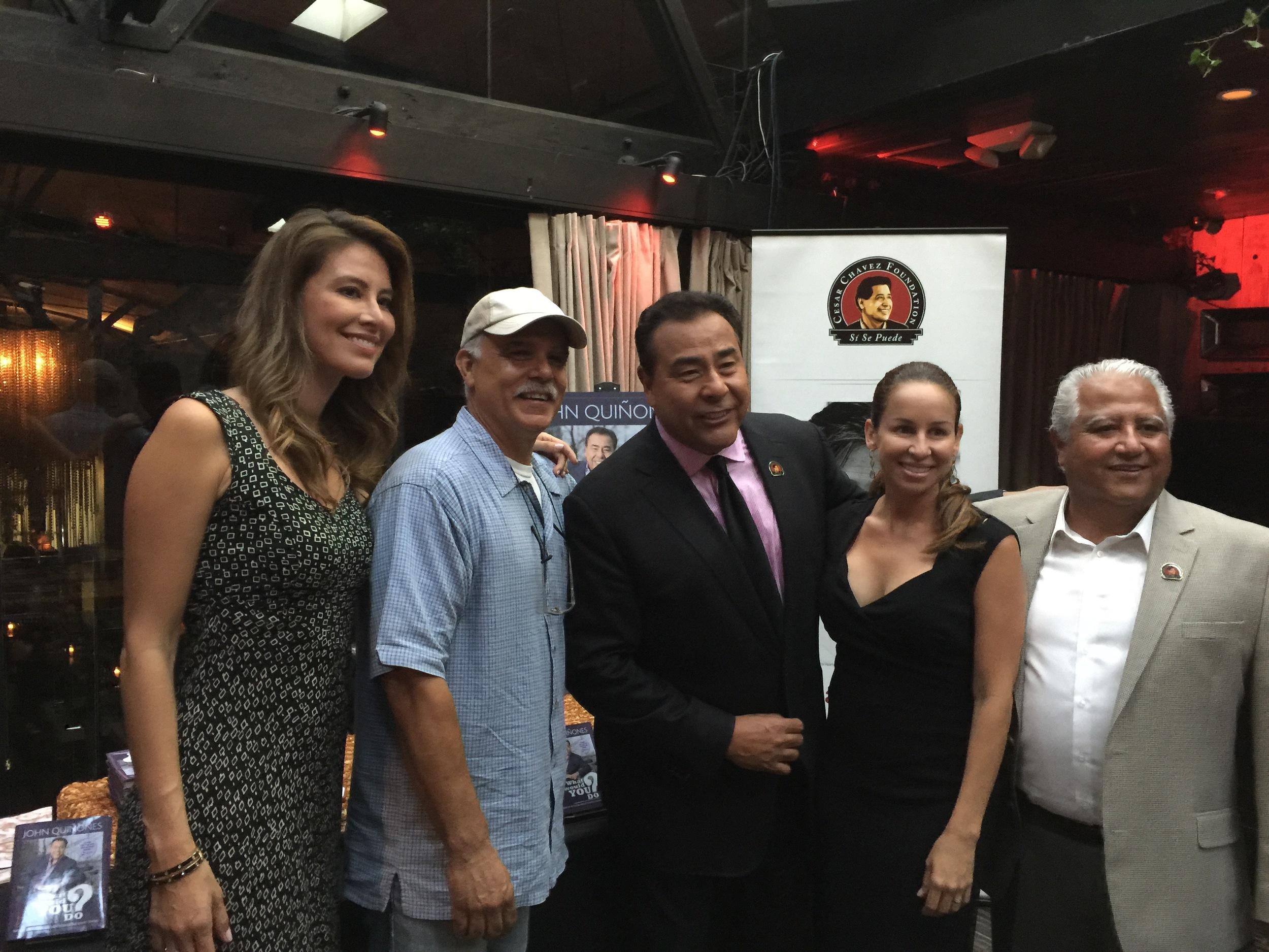 Cesar Chavez Foundation Reception @BesoHollywood