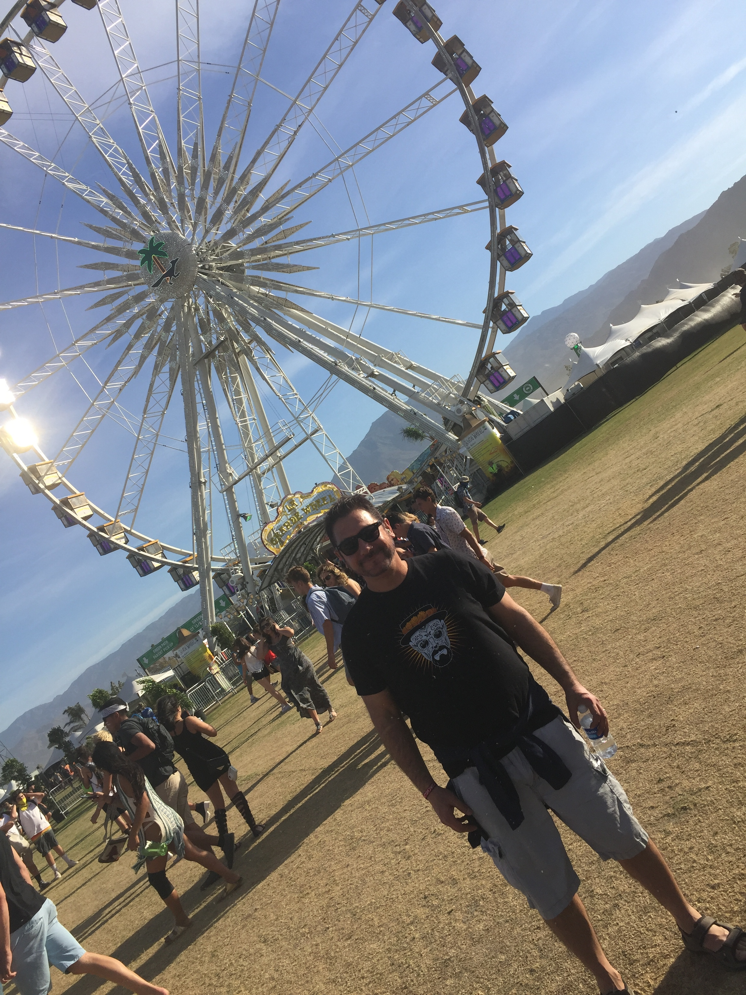 VisionBroadcast Blog (yours truly) @Coachella 2016!