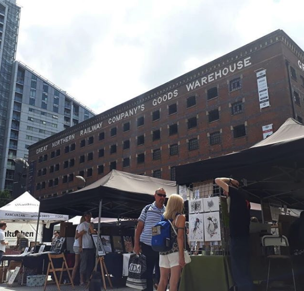 The Makers Market at the Great Northern Warehouse (Photo by  The Makers Market )