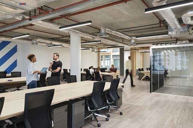 Have you outgrown co-working space but don't need a whole floor for your business? Look no further than Studios at @Republic.LDN.⠀ ⠀ With studios available for 22 to 76 people, these offices are an exclusive opportunity to join our creative community at #RepublicLDN for growing teams and startups. Enjoy our ever-changing, curated onsite amenity offering including a wide range of events and classes, in some of London's cheapest serviced office space.⠀ .⠀ .⠀ .⠀ #studio #studios #officestudios #furnishing #london #eastlondon #canarywharf #02arena #officespace #meetingspace #furnished #lights #freeofficespace #grey #exposedceiling #exposedpipes #furnished #office #londonoffice #eastlondonoffice #interiordesign #interior #towerhamlets #poplar #creativespaces