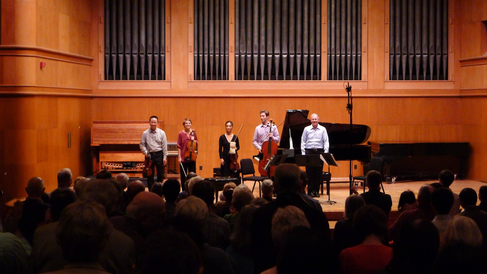 Jessen Distinguished Artists Chamber Music Concert