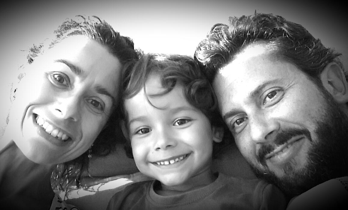 La Familia es lo más importante para Esteban Gómez