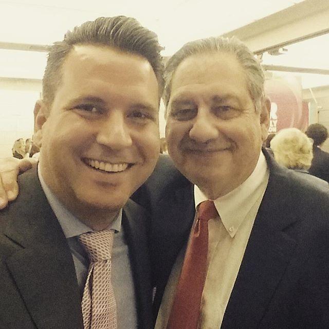 Michele junto a Bill Soteroff (Presidente de KW en el Mundo). No hay límites.