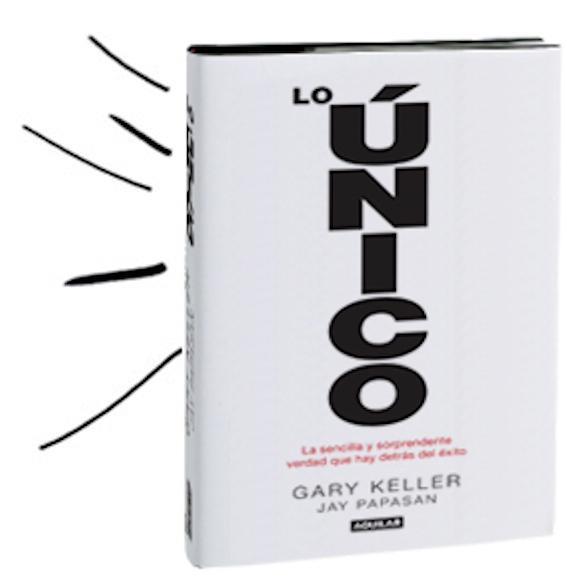 LO ÚNICO, un libro de obligada lectura.