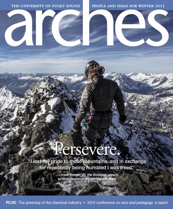Arches Magazine Winter 2015