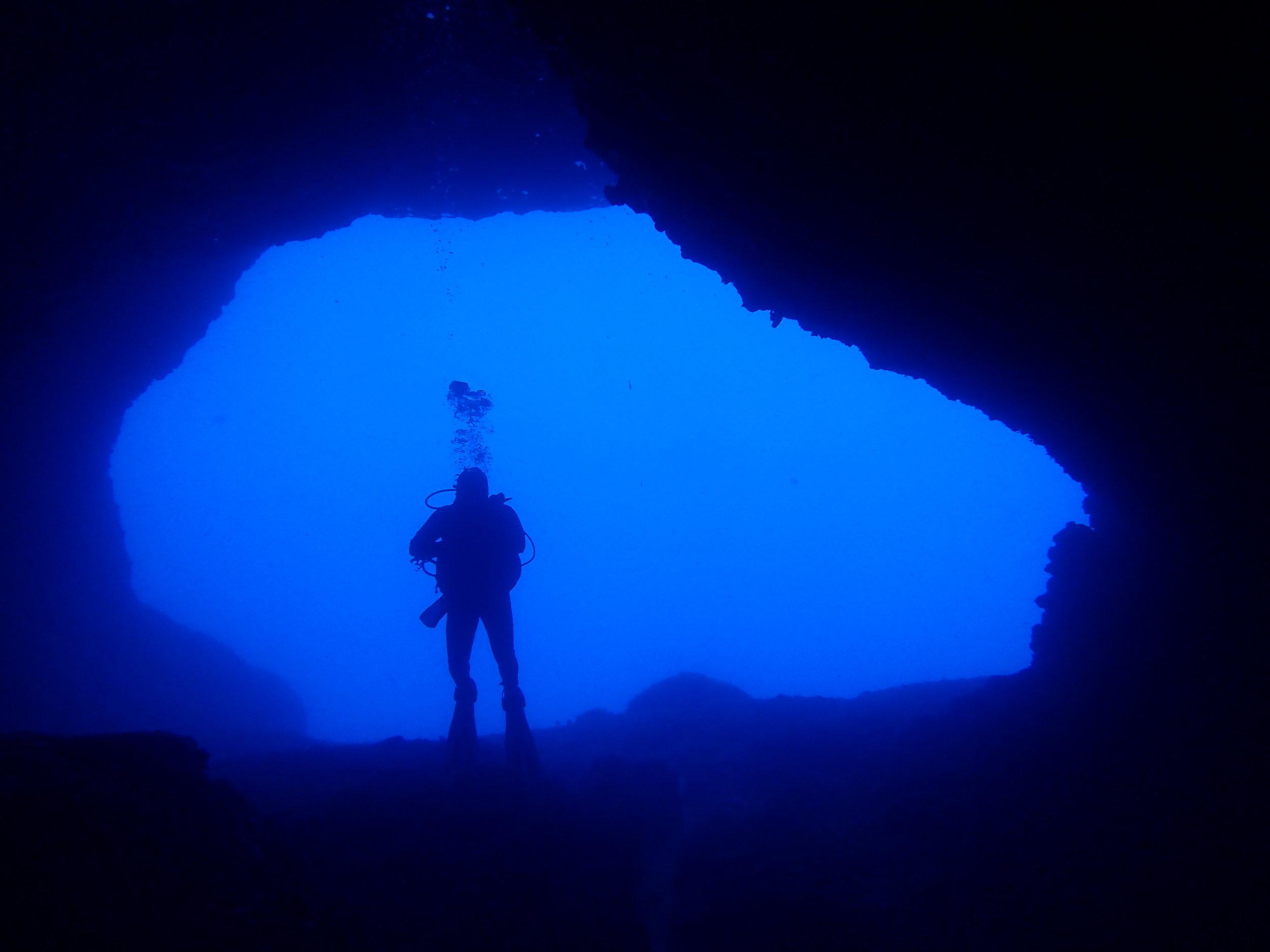 Elephant Cave & Environs, Crete - July 24, 2017