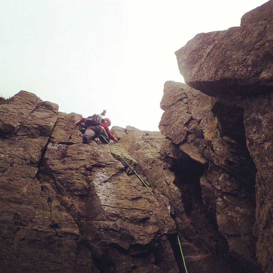 St. Sunday Crag via Pinnacle Ridge, Fairfield Peak, and Seat Sandal - August 26, 2017
