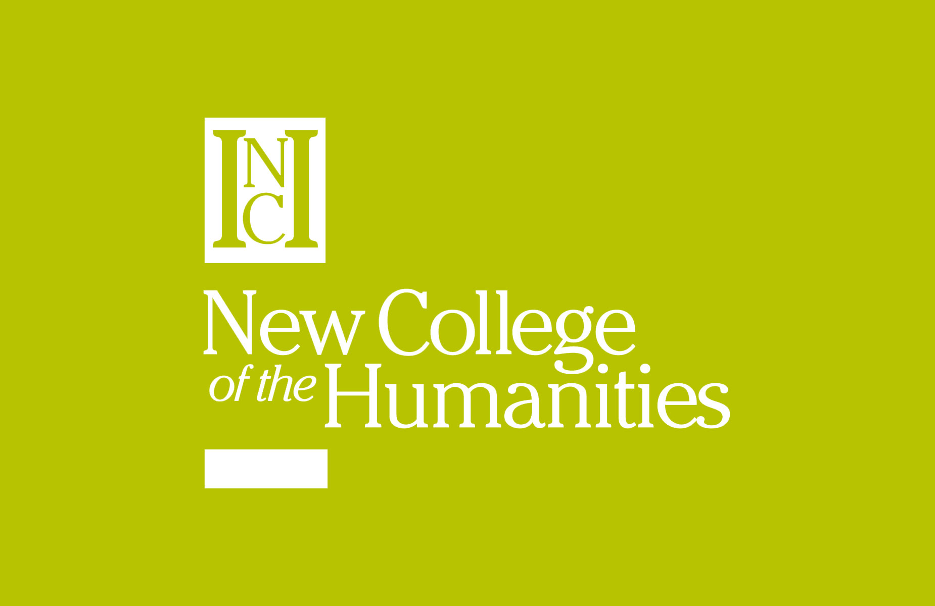 New College of the Humanities - View case study
