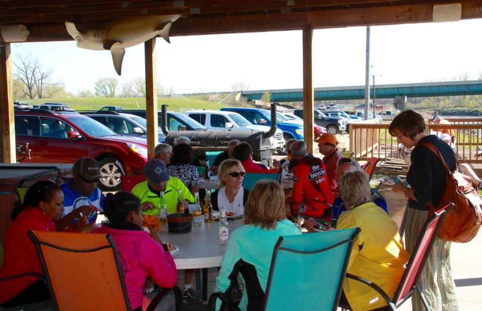 2015 Siouxland Cyclists Club Picnic