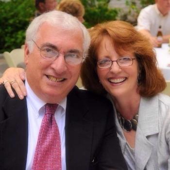 Ron Schwartz and Andrée Kosak