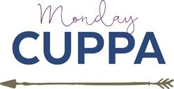 Dani Pettrey Branding Design Monday Cuppa