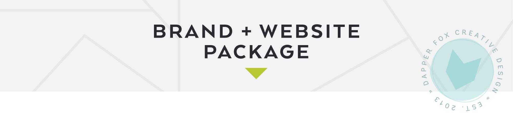 Brand + Squarespace Website Design