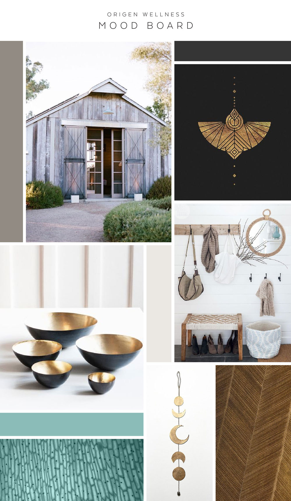 Source Wellness Orangeburg NY Branding and Website Design by Dapper Fox - Native American, Bronze, Turquoise, Modern, DNA Brand