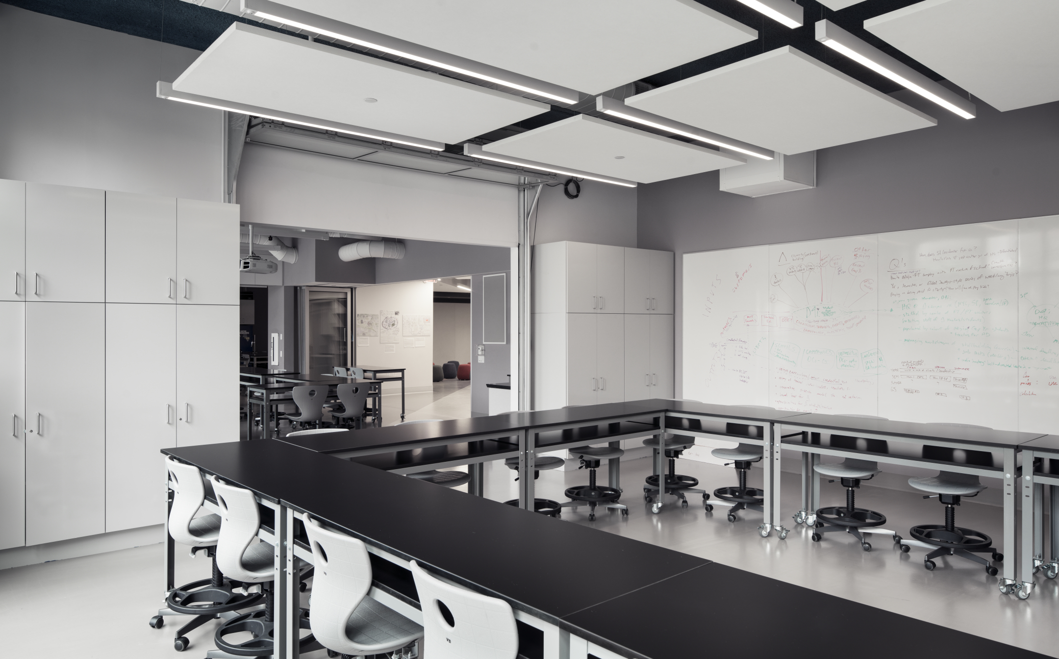 Avenues: New York - Co.Lab Seminar Classroom