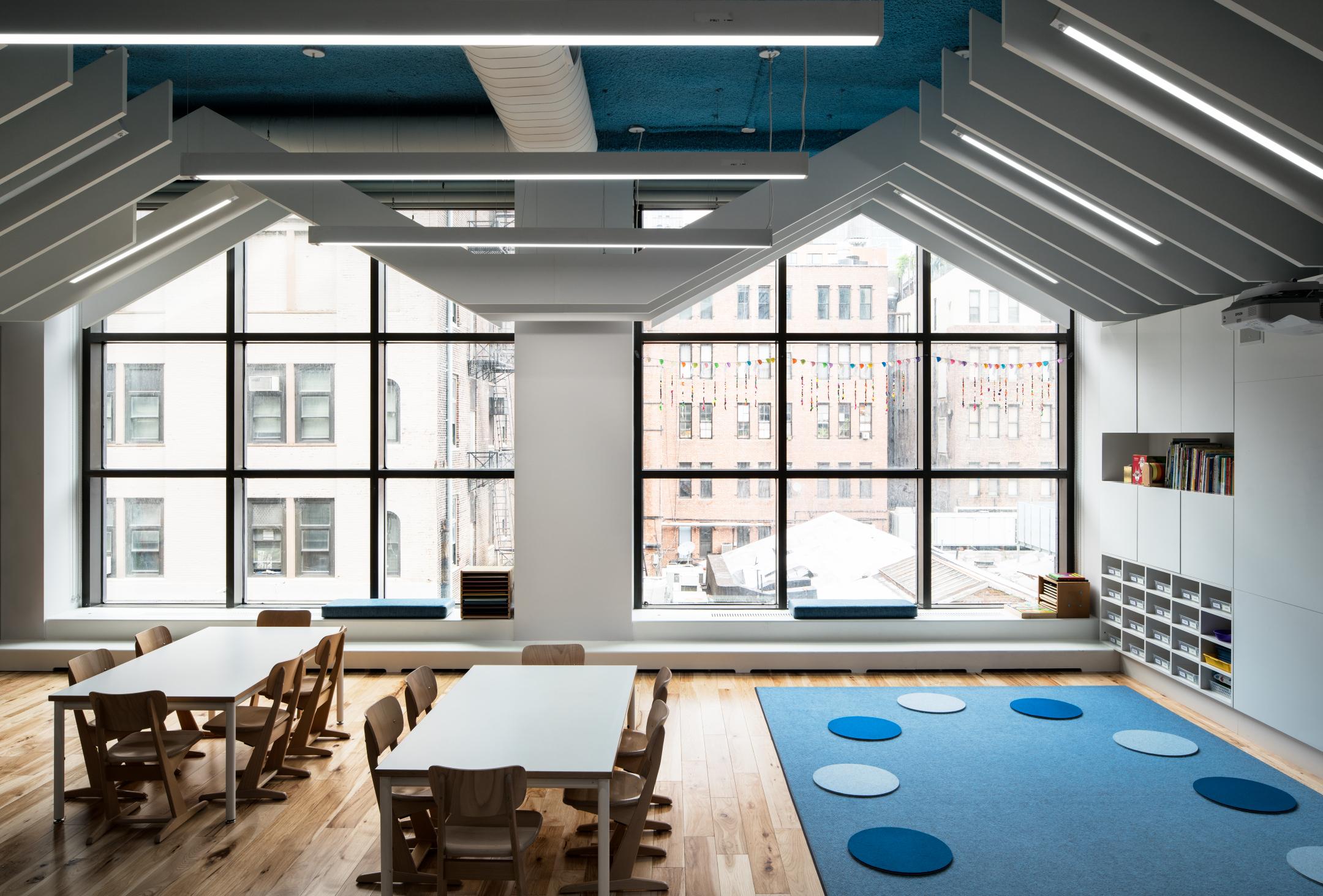 Avenues: New York - ELC Classroom