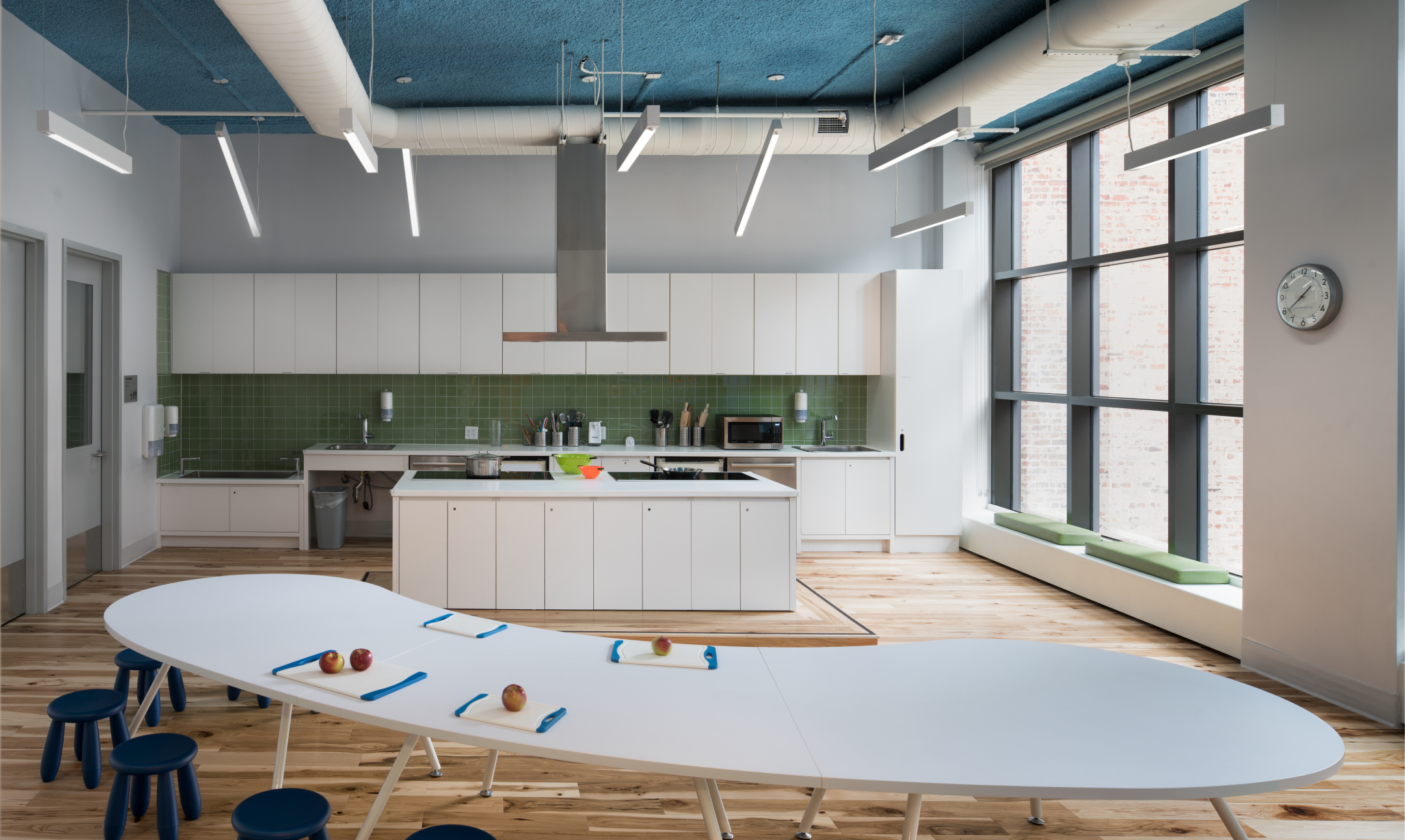 Avenues: New York - ELC Teaching Kitchen