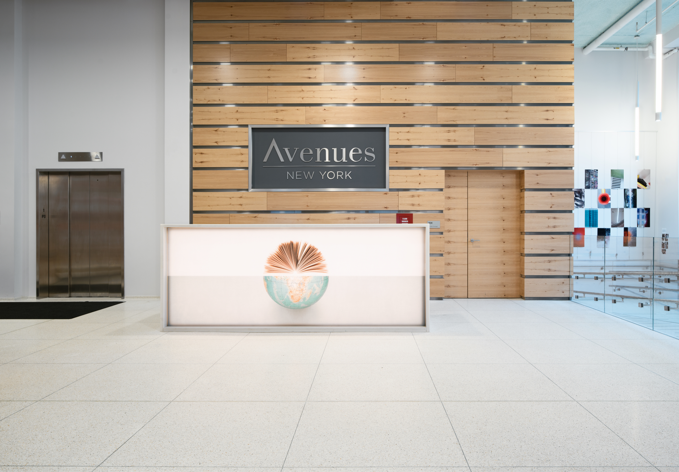 Avenues: New York - Entrance Lobby