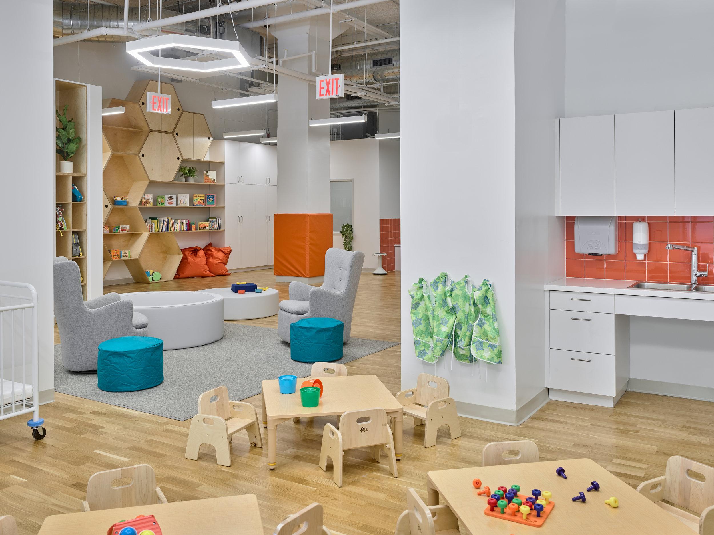 Vivvi - Classroom & Multipurpose Room