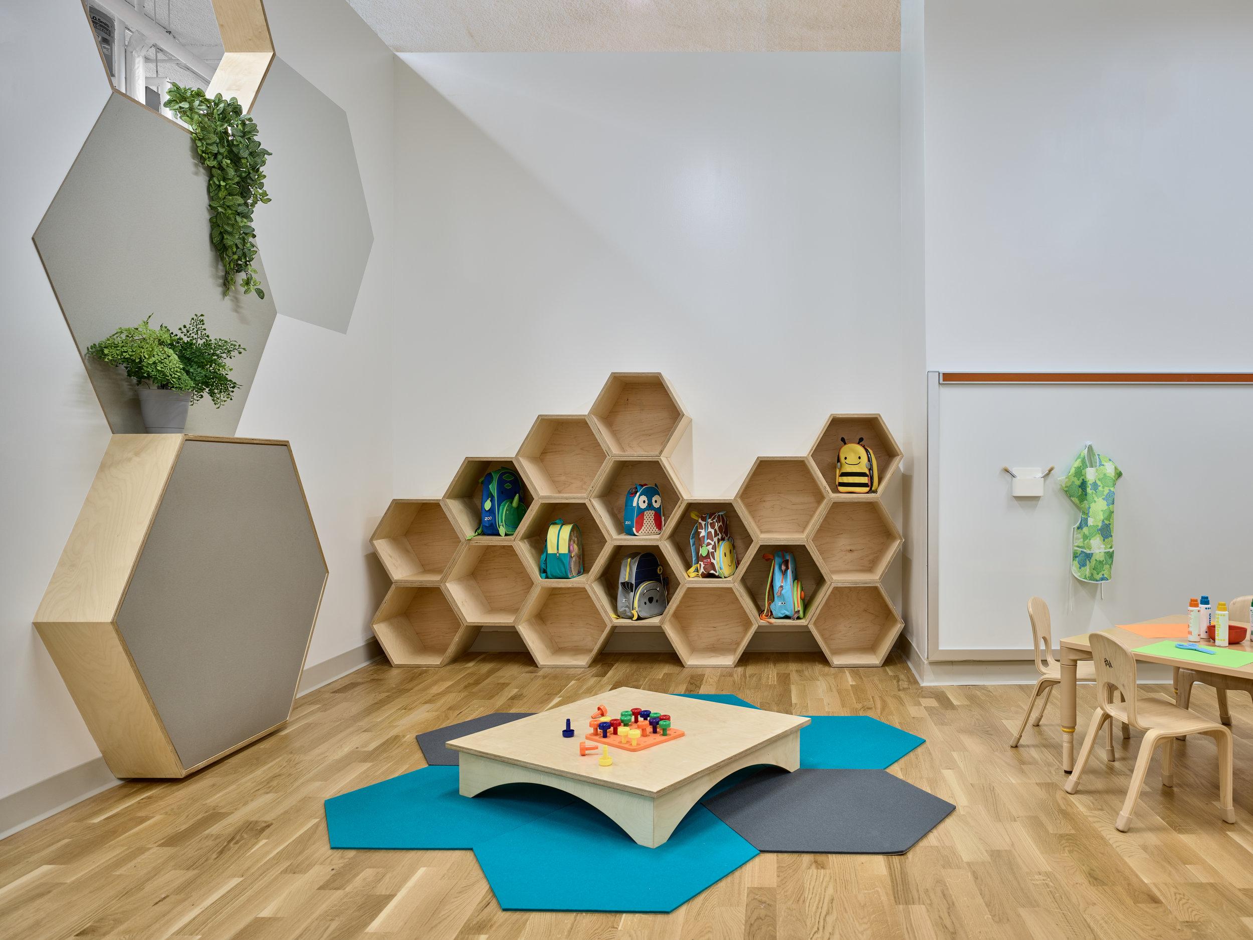Vivvi - Classroom Custom Millwork